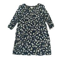Witchery Size 14 A-Line Women's Dress 3/4 Sleeve