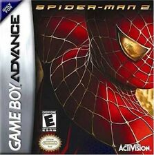 Spider-Man 2 - Game Boy Advance GBA SP