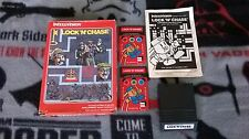 Lock 'N' Chase (for Intellivision) CIB Complete in Box!!!