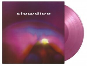 SLOWDIVE - 5 EP SEALED NUMBERED COLOURED MUSIC ON VINYL LP