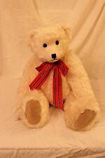 """Ochiltree Collectors Teddy Bear 1/1 Mohair Jointed """"My Name is Noel"""" Christmas"""