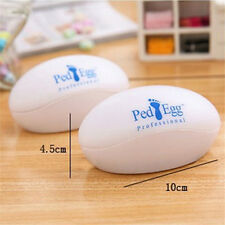 Ped Egg Callus Remover Pedicure The Ultimate Foot File for Smooth Beautiful Feet