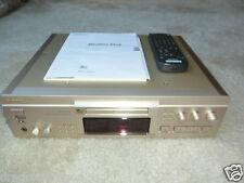 Sony mds-ja50es haut de gamme minidisc recorder Champagne, bda&fb, 2 ans de garantie