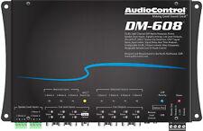 Audiocontrol Dm-608 8 Channel Digital Signal Processor Ultimate Eq Crossover New