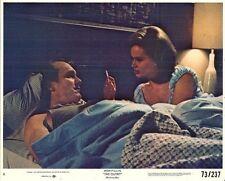 ROBERT DUVALL & KAREN BLACK - THE OUTFIT - MGM 1973 LOBBY CARD - RICHARD STARK