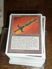 MTG Magic the Gathering RUNESWORD Chronicles US RARE TOP condition
