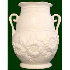 Royal Creamware Sunflower Vase