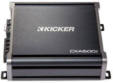 NEW Kicker 43CXA6001 600 Watt RMS Monoblock Amp Mono One Channel Power Amplifier