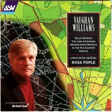 Vaughan Williams: Tallis Fantasia, Etc. : Ross Pople