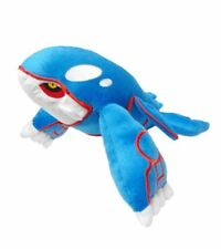 Pokemon Center Kyogre Plush Doll 9 inches Stuffed Animal Figure Toy US Shipped