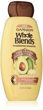 Garnier Whole Blends Nourishing Shampoo, Avocado Oil & Shea Butter extracts