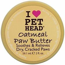 Pet Head Oatmeal Paw Butter for Dogs 59g Tub