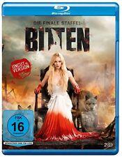 Bitten , Laura Vandervoort, season 3 third final TV series  Blu-Ray Region B