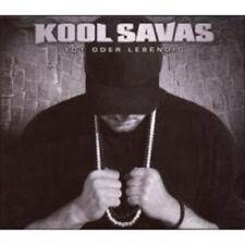 "KOOL SAVAS ""TOT ODER LEBENDIG"" CD NEW +VIDEO WALLPAPER"