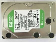 "Faulty WD Caviar Green WD15EADS 1.5TB 3.5"" Internal HDD For spare or repair"