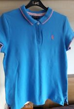 Ladies  polo top size 16 in new like condition