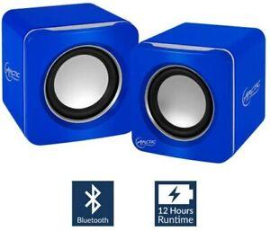 ARCTIC S111 BT Portable Mini Speakers W/USB & Bluetooth Connection Phone/Laptop
