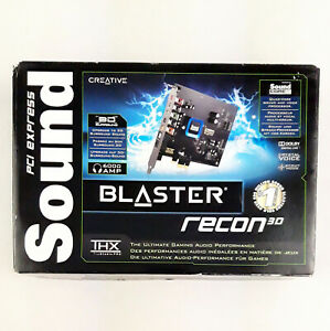 Creative Sound Blaster Recon 3d THX 5.1 Kanal PCIe Gaming Soundkarte sb1350