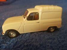 Renault 4 F4 fourgonnette 1962  1/43