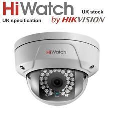 Hikvision HiWatch IPC-D140 4MP IP POE Vandal Dome CCTV Camera 30M IR IP67 New