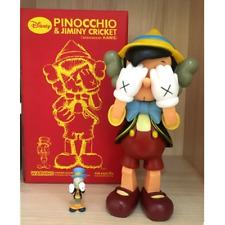 PVC Statue  Pinocchio & Jiminy Cricket Set Oversize Standing Action Figure