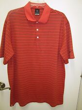 Men's NIKE GOLF UV Dri-Fit SS Polo Golf Shirt Sz XL