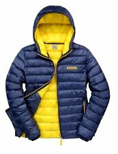 New Holland Result Snowbird Hooded Jacket - Men's and Ladies Fit