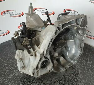 Nissan Note E12 2012-2017 1.2 Petrol 78Bhp Gearbox 5 Speed Manual JH3-323