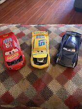 JADA 1:24 DISNEY PIXAR CARS 3 DIE-CAST Lot
