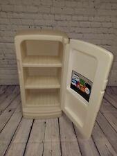 Step2 Child Size Little Helpers Play Kitchen Toy Fridge/Pretend Refrigerator