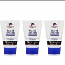 Pack 3x Neutrogena Norwegian Formula Scented Hand Cream 50ml Free Shipping