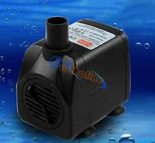 8w 220v Submersible Water Pump Fish Pond Aquarium Tank 600L/H