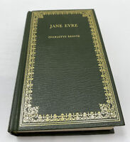 Jane Eyre Charlotte Bronte Peebles Library Bound Leather 2nd Edition