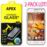 Premium Tempered Glass Screen Protector for Samsung Galaxy Core Prime G360P G360