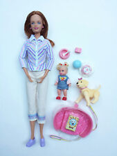 Midge Barbie Doll Happy Family Nikki Baby Dog Accessories First 1st Birthday