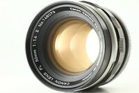 【As-is】Canon FL 50mm f/1.4 II MF Standard Prime Lens From JAPAN