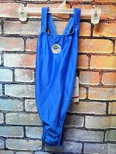 Speedo Womens Sapphire Blue - Cross-Back Swimsuit One Piece Size 8/US34 NEW