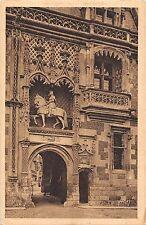 BR71383 aile louis XII le portal chateau de  blois  france