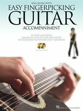 Sing Along with Easy Fingerpicking Guitar Accompaniment: 2 CDs Included!...