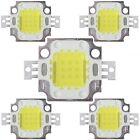 5pcs 10W Cool White High Power 800-900LM LED light Lamp SMD Chip DC 9-12V
