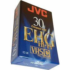 1 JVC EHG HIFI 30 Minute VHS-C VHS-C Camcorder compatta NASTRO VIDEO CASSETTA EC-30
