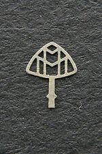 Maybach Logo Cooling Emblem  1:18  AutoArt Anson Signature
