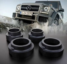 US SELLER x4 Spring Spacer 40MM Lift Kit Mercedes G W463 W461 HQ HD Real Rubber