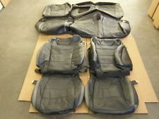 OEM Ford 2017 2018 Raptor Truck Leather Seat Covers New T/O Set SVT Interior nos