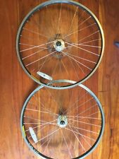 "Alex Rims ta19 26"" disco Mountain Bike ruote in lega SIGILLATO 2x FORMULA MOZZI"