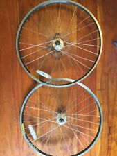 Alex Rims TA19 26'' Disc Mountain Bike Wheels Formula 2x Sealed Alloy Hubs