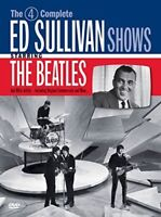 The 4 Complete Ed Sullivan Shows Starring The Beatles [New DVD]