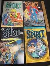 The Spirit Magazine Will Eisner Kitchen Sink Comix Reprint Comic Lot 82 83 84 86