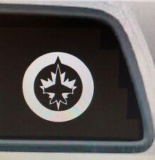 Winnipeg Jets Vinyl Decal