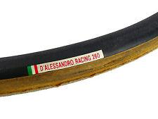 "D'alessandro Tubular tire Racing 260 700C / 27"" Vintage Road Bike Eroica NOS"